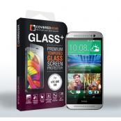 CoveredGear härdat glas skärmskydd till HTC One M8