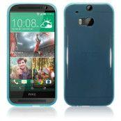 Skal till HTC One M8 - Blå