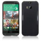 Skal till HTC One M8 - Grå