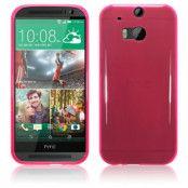 Skal till HTC One M8 - Magenta