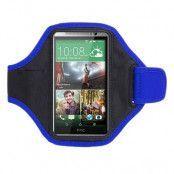 Sportarmband till HTC One M8 (Blå)