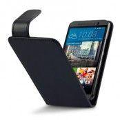 Faux Flipfodral till HTC One M9 - Svart