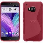 Flexicase Skal till HTC One M9 - Magenta