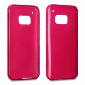 Flexicase Skal till HTC One M9 - Röd