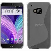 Flexicase Skal till HTC One M9 - Transparent