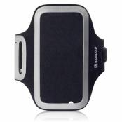 Shocksock Sportarmband till HTC One M9 - Svart