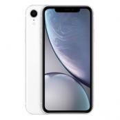 Begagnad iPhone XR 256GB Vit - Ny skick (A)