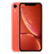 Begagnad iPhone XR 64GB Coral - Ny skick (A)