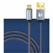 Floveme Jeans USB Type-C Kable - 2M