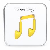 Happy Plugs Earbud (Gul)