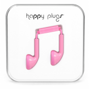 Happy Plugs Earbud (Rosa)