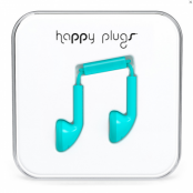 Happy Plugs Earbud (Turkos)
