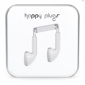 Happy Plugs Earbud (Vit)