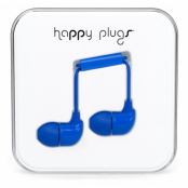 Happy Plugs In-Ear (Cobalt)