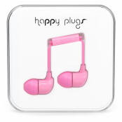 Happy Plugs In-Ear (Rosa)