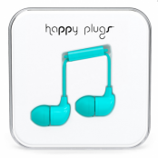 Happy Plugs In-Ear (Turkos)