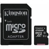 Kingston Canvas Select MicroSD 80R + Adapter - 128 GB