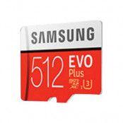 Samsung Microsd Evo Plus 512Gb Evo Plus With Sd Adapter