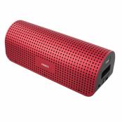 STREETZ Bluetooth högtalare, v4.0, NFC, röd