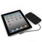 XTREMEMAC iPad Batteri 2300mAh Burst iPad, iPod, iPhone