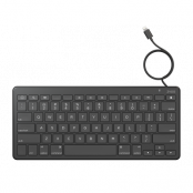 Zagg Lightning Keyboard Wired Lightning Nordic Black