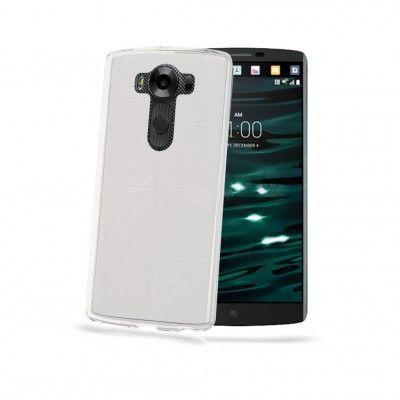 Celly Gelskin TPU Cover LG V10 - Transparent