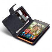 Plånboksfodral till Microsoft Lumia 535 - Svart