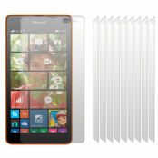 Qubits Clear Skärmskydd till Microsoft Lumia 535