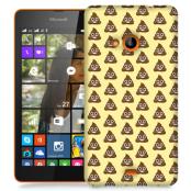 Skal till Lumia 535 - Emoji - Bajs