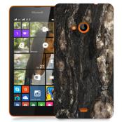 Skal till Lumia 535 - Marble - Brun