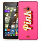 Skal till Lumia 535 - Pink - Rosa