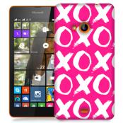 Skal till Lumia 535 - Xoxo - Rosa