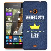 Skal till Microsoft Lumia 535 - Världens bästa pappa