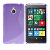 Flexicase Skal till Microsoft Lumia 640 XL - Lila