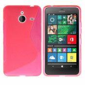 Flexicase Skal till Microsoft Lumia 640 XL - Magenta