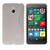 Flexicase Skal till Microsoft Lumia 640 XL - Transparent