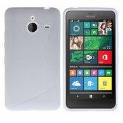Flexicase Skal till Microsoft Lumia 640 XL - Vit