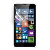 Clear Skärmskydd till Microsoft Lumia 640