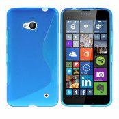 Flexicase Skal till Microsoft Lumia 640 - Blå