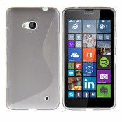 Flexicase Skal till Microsoft Lumia 640 - Grå