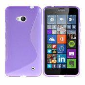 Flexicase Skal till Microsoft Lumia 640 - Lila