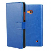 Plånboksfodral till Microsoft Lumia 640 - MörkBlå