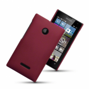 Terrapin Skal till Microsoft Lumia 435 - Röd