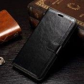 Plånboksfodral till Microsoft Lumia 950 XL - Svart