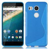 Flexicase Skal till LG Nexus 5X - Blå
