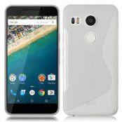 Flexicase Skal till LG Nexus 5X - Clear
