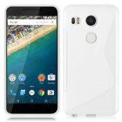 Flexicase Skal till LG Nexus 5X - Vit