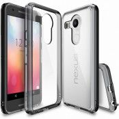 Ringke Fusion Skal till LG Nexus 5X - Crystal View