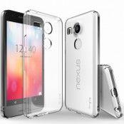 Ringke Slim Skal till LG Nexus 5X - Crystal View