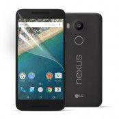 Transparent Skärmskydd till LG Nexus 5X